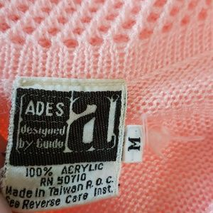 ades Sweaters - True Vintage 100% acrylic Ades designed by cody